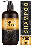 Argan Deluxe Shampoo in Friseur-Qualitt 300 ml - stark pflegend mit Arganl fr Geschmeidigkeit und Glanz - ADLX Saloncare