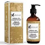 Arganöl Bio Haar Conditioner - Nicht fettender natürlicher Argan Öl Conditioner aus Jojoba und Macadamia mit Vitamin E und Omega 6 Fettsäuren für...