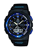 Casio Herren-Armbanduhr Analog / Digital Resin SGW-500H-2BVER