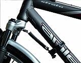 Lenkungsdämpfer - stabilisiert das Vorderrad am Fahrrad