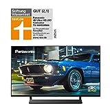 Panasonic TX-40HXW804 UHD 4K Fernseher (LED TV 40 Zoll / 100 cm, HDR, Quattro Tuner, Smart TV, Alexa, USB Recording)