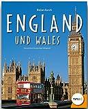 Reise durch ENGLAND und WALES (TING-Buch) - Ein Bildband mit über 200 Bildern - STÜRTZ Verlag