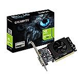 Gigabyte GeForce GT 710 2 GB Grafikkarten und unterstützt PCI Express 2.0 X8 Bus-Schnittstelle. Grafikkarten GV-N710D5-2GL