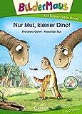 Bildermaus - Nur Mut, kleiner Dino!: Mit Bildern lesen lernen - Ideal für die Vorschule und Leseanfänger ab 5 Jahre