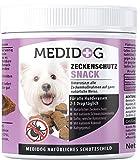 Medidog 400g Premium Zecken Schutz Drops, kaltgepresst und getreidefrei, Zeckenschutz für Hunde, Alternative zu Zeckenzange, Zeckenhalsband, Zeckenkarte mit...