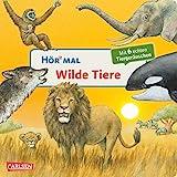 Hör mal (Soundbuch): Wilde Tiere