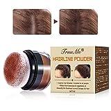Ansatzpuder, Haaransatz Puder, HaarConcealer, Ansatzpuder/Concealer/Haar Concealer zur Haarverdichtung für Frauen und Männer, wasserfestes Haar Make-up zum...