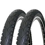 2 x Fahrradreifen Kenda 28 Zoll 45C 28x1.75 47-622 28' 700x45C inklusive 2 x 28' Schlauch Dunlopventil ST