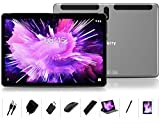 Tablet Android 10.0 - MEBERRY 10 Zoll Touch Tablet mit 4 GB RAM 64 GB ROM - Octa-Core-Prozessor | 8000mAh | WI-FI | Bluetooth | GPS | Typ C (5,0 + 8,0 MP...