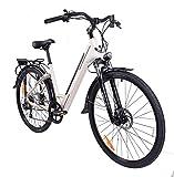 """E-Bike Elektrofahrrad """"Futura X7"""" 27,5 Zoll Pedelec E-Fahrrad Fahrrad Elektro mit integriertem Akku"""