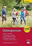 Osteoporose: Risiko, Früherkennung, Diagnose, Behandlung (Facharzt-Sprechstunde)