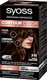 Syoss Contour Color 3-81 Queen B.Dunkelbraun, 1er Pack (1 x 183 ml)