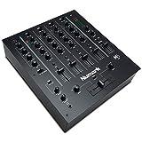 Numark M6 USB - 4-Kanal-DJ Mischpult mit integriertem Audio-Interface, 3-Band-Equalizer, für die Disco ausgelegten Eingängen, Mikrofon-Eingänge,...