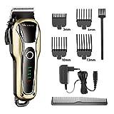 Barber Hair Clipper Professional Männer Haarschneider Lcd Elektrische Haarschneidemaschine Salon Tool Haarschnitt Cord & Cordless