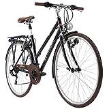 KS Cycling Trekkingrad Damen Venice 28'' Tourenlenker schwarz RH 48 cm