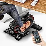 MesseNeuheit 2020! Mini Heimtrainer mit App, Stepper DFX100 Crosstrainer für Bewegung im Büro Alltag & zuhause, Arbeitsplatz Gesundheit, kein...