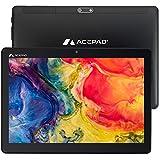 ACEPAD A140 v2021 (10.1') 4G LTE Tablet PC, 3 GB RAM, 64 GB interner Speicher, FHD 1920x1200, Octa Core, Android 9, Wi-Fi/Bluetooth, USB-C/microSD (Schwarz)