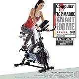 Sportstech Indoor Speedbike SX200 Sportgerät für Zuhause   Deutsches Qualitätsunternehmen + Video Events & Multiplayer APP   Hometrainer für Fitness  ...