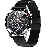 Jpantech Smartwatch, Fitness Armband Tracker Voller Touch Screen Uhr Wasserdicht IP68 Armbanduhr Smart Watch mit Schrittzähler Pulsmesser Stoppuhr Sportuhr...