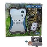 Girafus Katze Hund pro-Track-Tor Tracker Peilsender Ortung und Sucher//Mini RF-Tracker (8g mit Batterie) ideal für Katzen Haustiere Hunde//Ortung in Räumen...