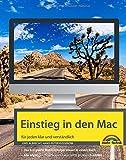 Einstieg in den Mac - aktuell zu macOS: für alle MAC - Modelle