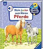 Wieso? Weshalb? Warum? junior zum Hören: Pferde - Band 5 (Wieso? Weshalb? Warum? Mein junior zum Hören (Soundbuch), 5)