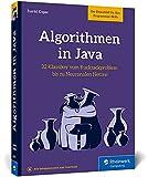 Algorithmen in Java: Das Buch zum Programmieren trainieren. 32 Klassiker der Informatik, von Rucksackproblem bis Neuronale Netze