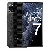 CUBOT Note 7 Handy, Smartphone ohne Vertrag, 4G Android 10 Go, 5.5 Inch HD Display, 13MP Dreifach Kamera, 3100mAh Akku, 2GB/16GB, 128GB erweiterbar, Dual SIM...