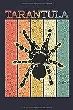 Vogelspinne Notizbuch: Ein cooles Notizbuch für alle Vogelspinnen Besitzer und Fans