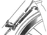 Gravidus Lenkungsdämpfer zur Stabilisierung des Vorderrads