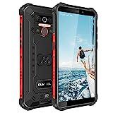 OUKITEL WP5-4G Outdoor Smartphone ohne Vertrag,5.5 Zoll 8000mAh Akku MTK6761 4GB + 32GB, IP68 Robustes Handy,Android 10.0,Triple Kamera,Gesichtserkennung...
