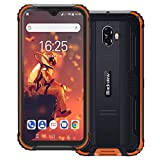 Blackview BV5900 IP69K Outdoor Handy Ohne Vertrag 5,7 Zoll HD+ Waterdrop Display Android 9.0 13MP+5MP Kameras 5580mAh Akku Helio A22 3GB+32GB 4G Robustes...