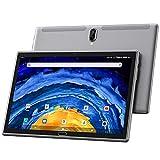 Tablet 10 Zoll Android 10.0 4G LTE Tablett PCmit 2 SIM Card Slot 4GB RAM 64GB ROM 128GB erweiterbar Octa Core 1.6GHz 1280x800 IPS 1080P FHD SD Typ-C 6000mAh...