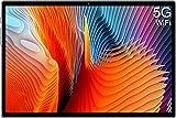Tablet 10 Zoll 6 GB RAM + 128 GB ROM 5G WiFi 4G SIM, 8 Core 2.0GHz, Android 10.0 Tablets GPS,Type C, Dual Kamera, Dünne und leichte Tablet PC (Schwarz)