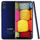 Cubot J3 Dual SIM Android Go Ultra dünn Smartphone ohne Vertrag,5 Zoll (18:9) Touch-Display, 16GB + 1GB, Quad-Core Prozessor, Handy, Face ID, nutzbares GPS,...