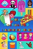 Meine ersten 100 Italienischen Wörter: Italienisch lernen für Kinder von 2 - 6 Jahren, Babys, Kindergarten | Bilderbuch : 100 schöne farbige Bilder mit...