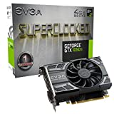 EVGA GeForce GTX 1050 Ti SC GAMING, 4GB GDDR5, DX12 OSD Support (PXOC) Grafikkarte 04G-P4-6253-KR