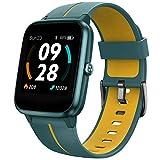 UMIDIGI Smartwatch Uwatch3 GPS, Fitnessuhr mit integriertem GPS, 1.3 Zoll Touch-Farbdisplay, 5 ATM wasserdichte Smart Watch Sportuhr Stoppuhr mit Schlafmonitor...