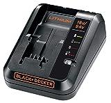 Black+Decker Ladegerät (18V/54V, 2 A, für das 54V-Akku-System) BDC2A