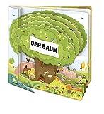 Trötsch Fensterbuch Der Baum: Entdeckerbuch Beschäftigungsbuch Spielbuch (Erstes Wissen)