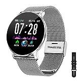 TagoBee TB11 IP68 wasserdichte SmartWatch HD Touchscreen Fitness Tracker Unterstützung Blutdruck Herzfrequenz Schlafüberwachung Schrittzähler kompatibel mit...