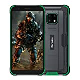 Blackview BV4900 Pro Günstige Outdoor Smartphone ohne Vertrag (4GB RAM, 64GB Speicher, Android 10, 13MP+5MP Kamera, 5580mAh, 5.7 Zoll HD+ Display, Dual SIM,...