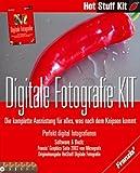 Digitale Fotografie Kit, 6 CD-ROMs u. BuchDie komplette Ausrüstung für alles, was nach dem Knipsen kommt. Buch: 'Digitale Fotografie'; CD: 'Graphics Suite...