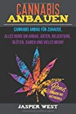 Cannabis anbauen: Cannabis Anbau für zuhause. Alles rund um Anbau, Arten, Belichtung, Blüten, Samen und vieles mehr! Bonus: Umgang mit Aktivkohle!