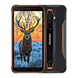 Blackview BV6300 Pro Outdoor Smartphone ohne Vertrag, 5,7 Zoll Android 10, 16MP Quad-Kamera mit Smart HDR, P70 Octa-Core 6GB/128GB, 4380mAh Akku, Dual SIM Handy...