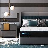Avenco Matratze 140 x200, Premium 18cm Härtegrad 2 Kaltschaummatratze, Atmungsaktiv Matratze mit CertiPUR-US Schaum für Druckentlastung & kühleres Schlafen