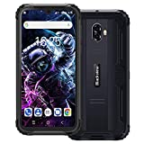 Blackview BV5900 IP69K Outdoor Smartphone Ohne Vertrag 5,7 Zoll HD+ Waterdrop Display Android 9.0 13MP+5MP Kameras 5580mAh Akku Helio A22 3GB+32GB 4G Robustes...