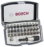 Best Price Square Screwdriver BIT Set, 32PC 2607017319 by Bosch