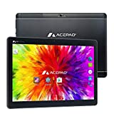 ACEPAD A121 (10.1') Tablet PC 3G, 2GB RAM, 64GB Speicher, Android 9.0 Pie, Dual-SIM, IPS HD 1280x800, Quad Core CPU, WiFi/WLAN/Bluetooth, microUSB/microSD...