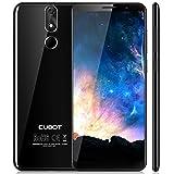 Cubot Power Android 8.1 4G-LTE Dual Sim Smartphone ohne Vertrag 5.99 Zoll (18:9) IPS FHD+ Touch Display mit 6000 mAh Akku, 6GB Ram+128GB interner Speicher, 20MP...